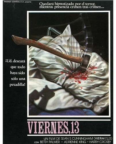 Viernes 13 (1980, Sean S. Cunningham)