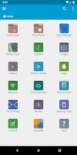 FX File Explorer: the file manager with privacy Mod 8.0.2.1 Apk [Unlocked] 1