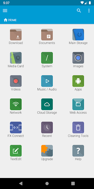 FX File Explorer: The file manager with privacy on Google