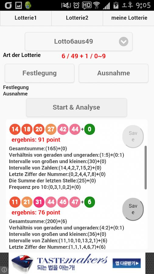 lotto deutschland app