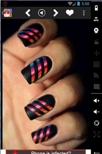 玩免費遊戲APP|下載Fashion nail art designs tuto app不用錢|硬是要APP