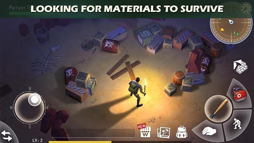 Danger Survival: Zombie War ss1