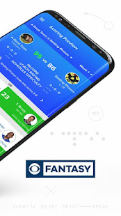 App CBS Sports Fantasy APK for Windows Phone