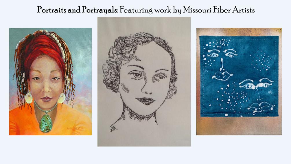 Portraits and Portrayals