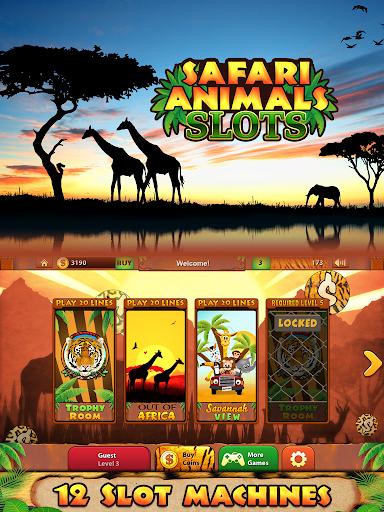 Safari Animals Slots Free 1.1 screenshots {n} 6