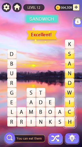 Word Gallery: Free Crossword Brain Puzzle Games  screenshots EasyGameCheats.pro 1