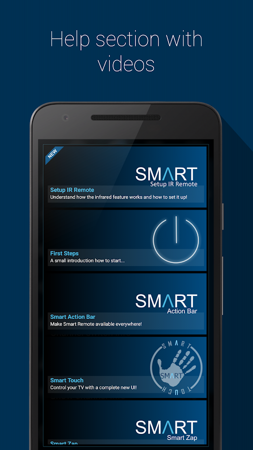 smart tv remote android apps on google play. Black Bedroom Furniture Sets. Home Design Ideas