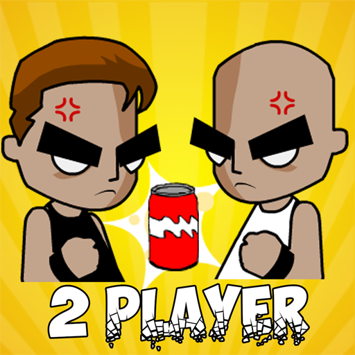 Can Fighters - 2 player games (game)