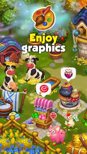 Royal Farm: Wonder Valley 1.20.1 screenshots 1