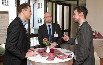 Photo: 7. Kooperationstag fuer IT-Unternehmer an der IHK Akademie fuer Unternehmensfuehrung in Feldkirchen-Westerham / 28.03.2014Foto: MUK / Stephan Goerlich [(c) Stephan Goerlich, Cell +49 (0)171/1721513, E-Mail: foto@stephan-goerlich.de, P o s t b a n k   H a m b u r g, IBAN: DE12200100200502033202, BIC: PBNKDEFF, die aktuelle Postanschrift entnehmen Sie bitte meiner Webseite www.stephan-goerlich.de / Achtung: NO MODEL RELEASE ]