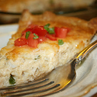 Crabmeat Quiche Recipe