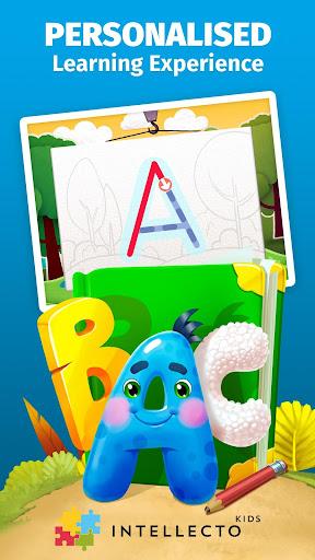 IK: preschool learning & educational kindergarten filehippodl screenshot 2