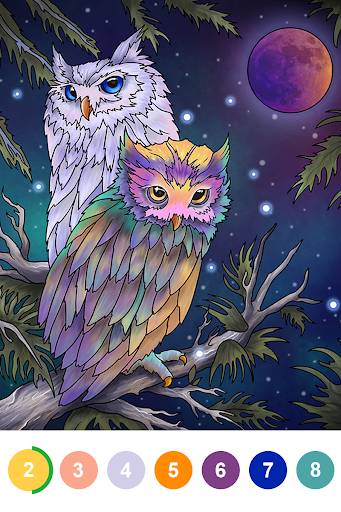Paint By Number - Free Coloring Book & Puzzle Game screenshots 20