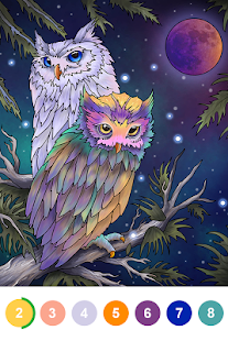 App Paint By Number - Free Coloring Book & Puzzle Game APK for Windows Phone