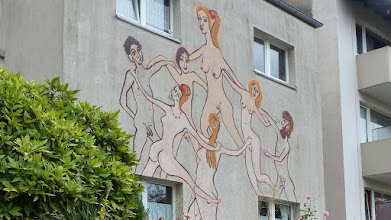 Photo: Reigen; Dudenstraße