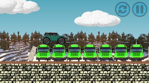 Minecraft Car Racing 1.2 screenshots 3