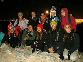 Photo: Cumbre Trekking con Luna Llena