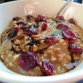 Warming Winter Porridge