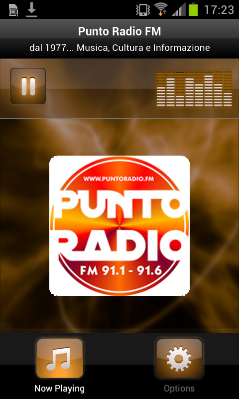 Punto Radio FM- screenshot