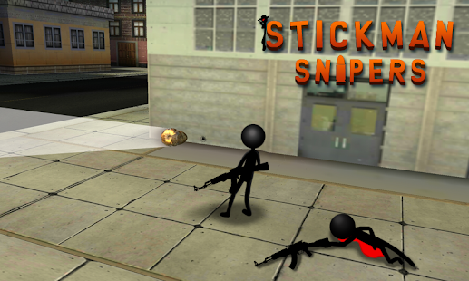 CITY-STICKMAN-SNIPER-3D 5
