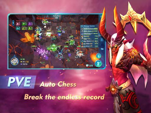Auto Chess War 1.961 screenshots 11