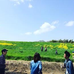 空と大地の丘 森本農園