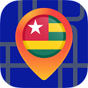 ?Maps of Togo: Offline Maps Without Internet