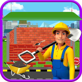 Build a Kitchen – Home Builder Game