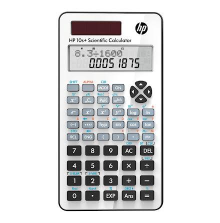 Teknikräknare HP 10S+