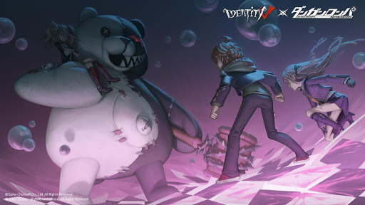 Identity V-Danganronpa first Crossover has started modavailable screenshots 11