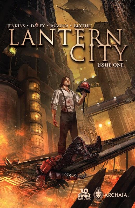 Lantern City (2015) - complete