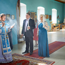 Wedding photographer Denis Frolov (frolovda). Photo of 04.08.2016