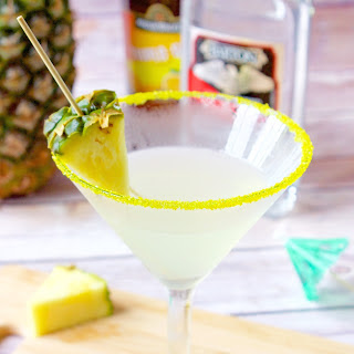 Pineapple Martini.