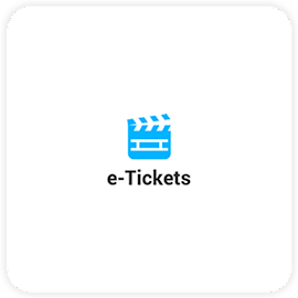 E-Ticket Booking - Mobile Application