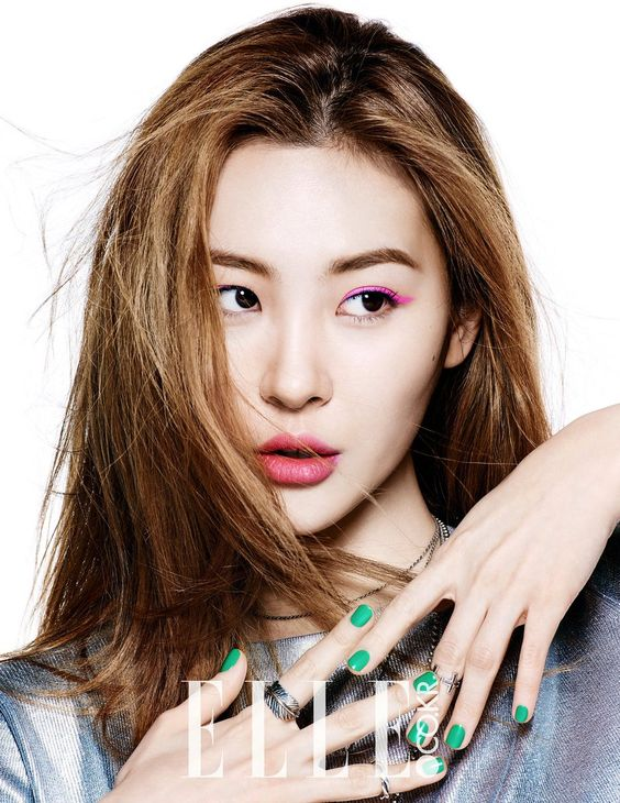 sunmi makeup 22