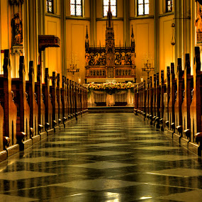 catedral by Nur Kadri - Buildings & Architecture Public & Historical