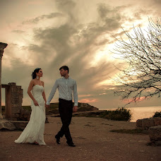 Wedding photographer Alla Litvinova (Litvinova). Photo of 27.11.2017