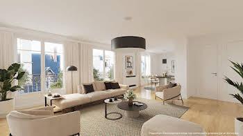 Appartement 6 pièces 197,19 m2