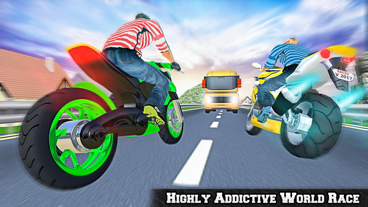 Best simulator bike racing game for android