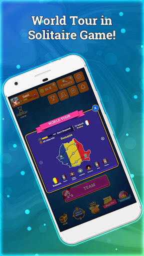 Solitaire Online - Free Multiplayer Card Game 4.8 screenshots 4