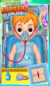 Multi Surgery Doctor Game v1.0.5