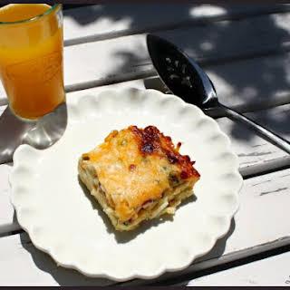 Simple Country Breakfast Casserole.