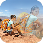 Photo Blender - Photo Mixer & Photo Collage Icon