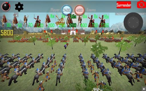 Roman Empire: Caesar Wars 1.3 screenshots 8