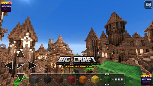 Big Craft Building Crafting Games 7.2.2 screenshots 6