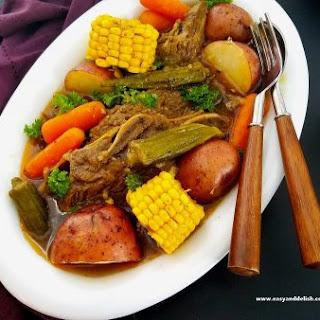 Short Rib Roast Recipes.