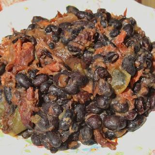 Cuban Black Beans Arnaz