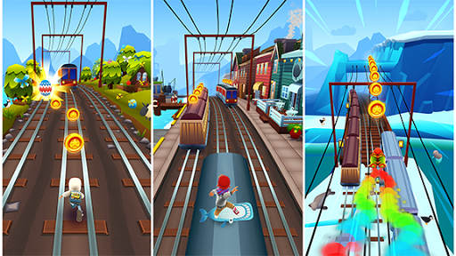 Subway Surfers apkmr screenshots 7