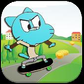 Amazing Skater Gumball