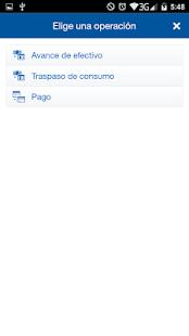 BBVA Provinet Móvil apk screenshot 5
